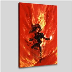 "Marvel Comics ""Secret War #1"" Limited Edition Giclee on Canvas"