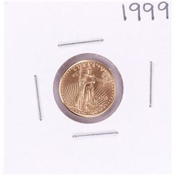 1999 $5 American Gold Eagle Coin