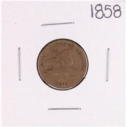 1858 Flying Eagle Cent Coin