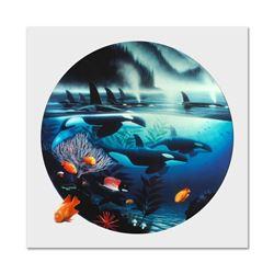 "Wyland ""Orca Journey"" Limited Edition Cibachrome"
