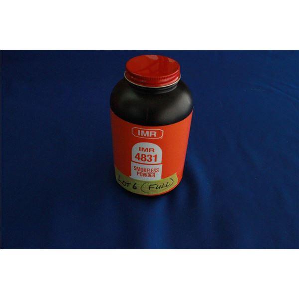 Smokeless Powder - Full Container