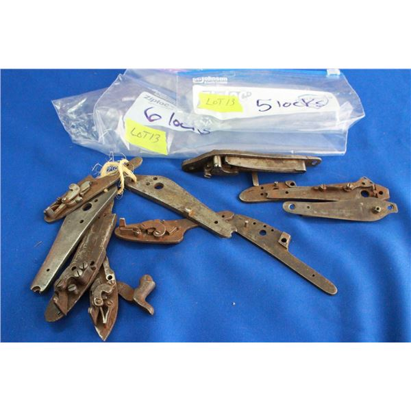Gun Locks - 2 bags (11)