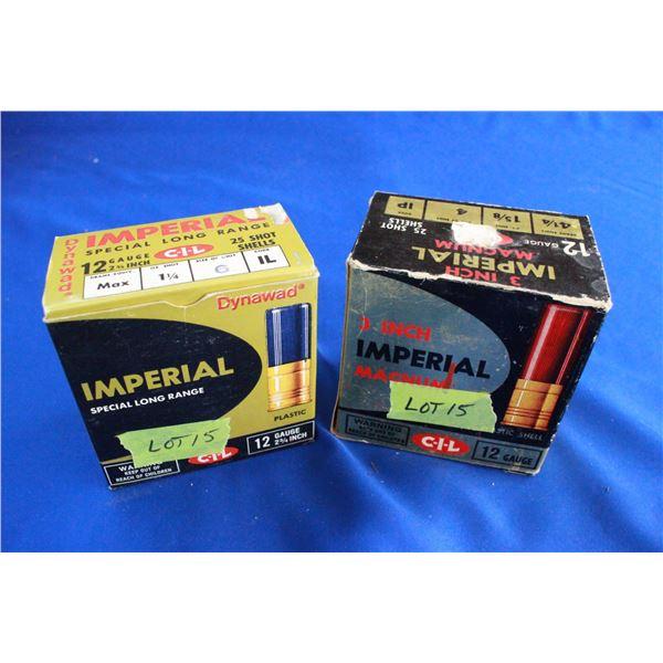 Live Ammunition -  2 Full Boxes