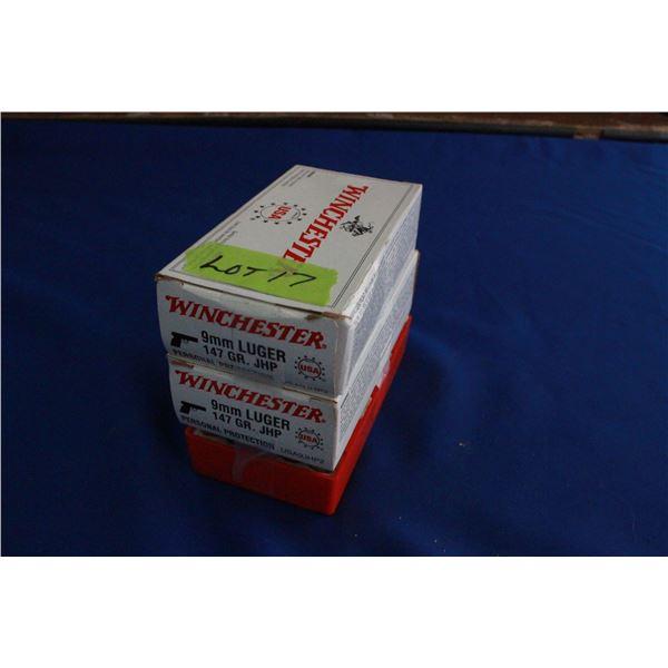 Live Ammunition - 3 Boxes