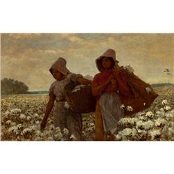 Homer - The Cotton Pickers