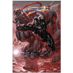 """Marvel Comics """"Ultimates #3"""" Numbered Limited Edition Giclee on Canvas by Joe Ma"""