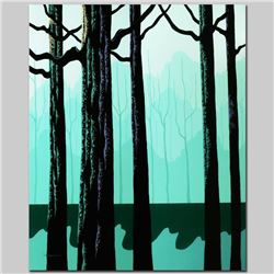 """""""Standing Tall"""" Limited Edition Giclee on Canvas by Larissa Holt, Numbered and S"""