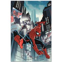 "Marvel Comics ""Timestorm 2009/2099: Spider-Man One-Shot #1"" Numbered Limited Edi"