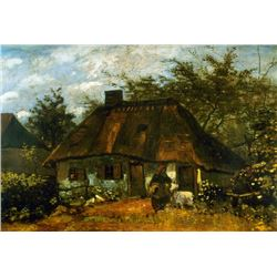 Van Gogh - Cottage