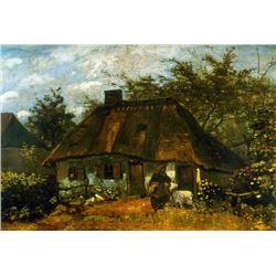 Van Gogh - Cottage