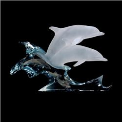 """Kitty Cantrell, """"Eternity"""" Limited Edition Mixed Media Lucite Sculpture with COA"""