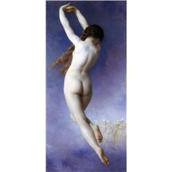 William Bouguereau - Lost Pleiad