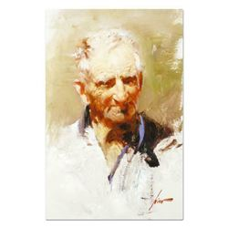 """Pino (1939-2010), """"Vincent"""" Artist Embellished Limited Edition on Canvas, AP Num"""