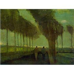 Van Gogh - Country Lane