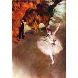 Edgar Degas - Prima Ballerina