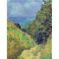 Claude Monet - Pourville #2