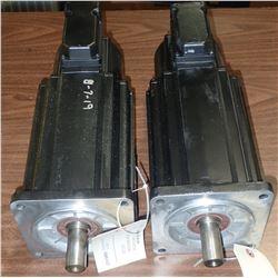 (2) Servo Motor #MKD090B-047-KP1-KN