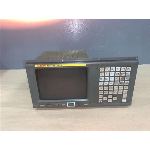 "FANUC A02B-0120-C041/TAR_9"" CRT/MDI UNIT"