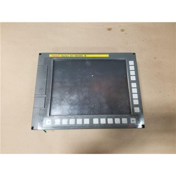"""FANUC A02B-0323-C085 (SERIES 3TI-MODEL B) 10.4"""" LCD UNIT"""