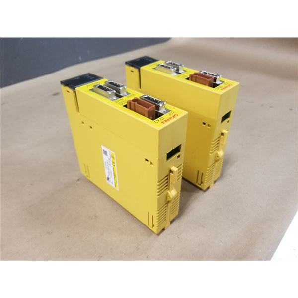 (2) FANUC A03B-0819-C011 (AIF01A) I/O INTERFACE MODULE