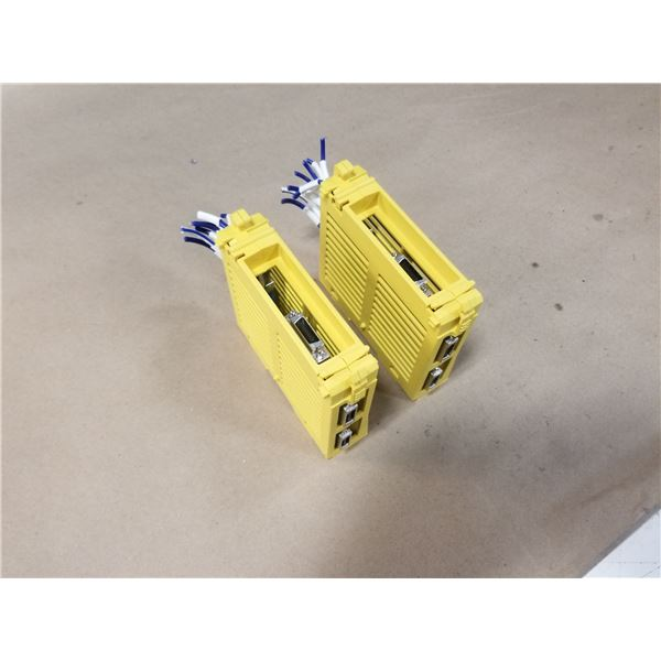 (2) FANUC A02B-0259-C220 (I/O LINK INTERFACE) MODULE