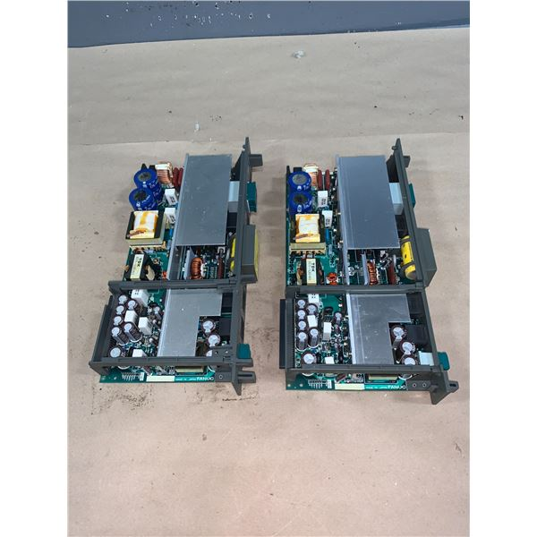 (2) - FANUC A16B-1212-0531 CIRCUIT BOARDS