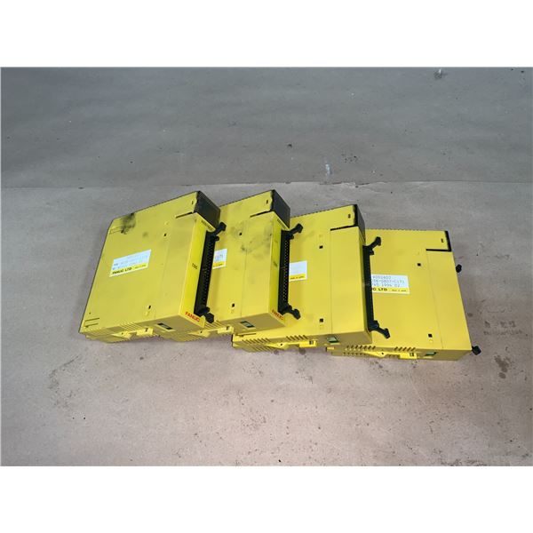 (4) - FANUC A03B-0807-C171 A0D16D2 MODULES