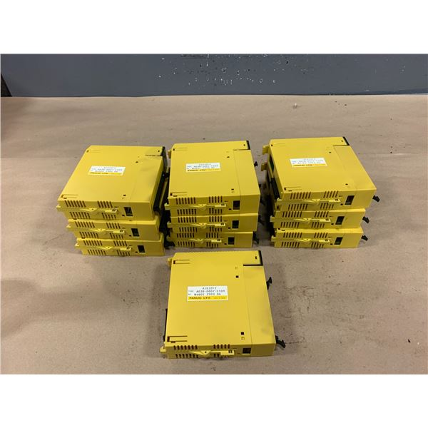 (10) - FANUC A03B-0807-C109 AID32F2 MODULES
