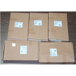 (5) Sensors  #60001-250L-A1-01X