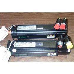 (2) Control Techniques Servo Motors #075U2C305BAECA075140