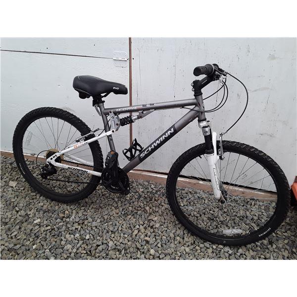 0A --  Schwinn Dual Suspension Bike
