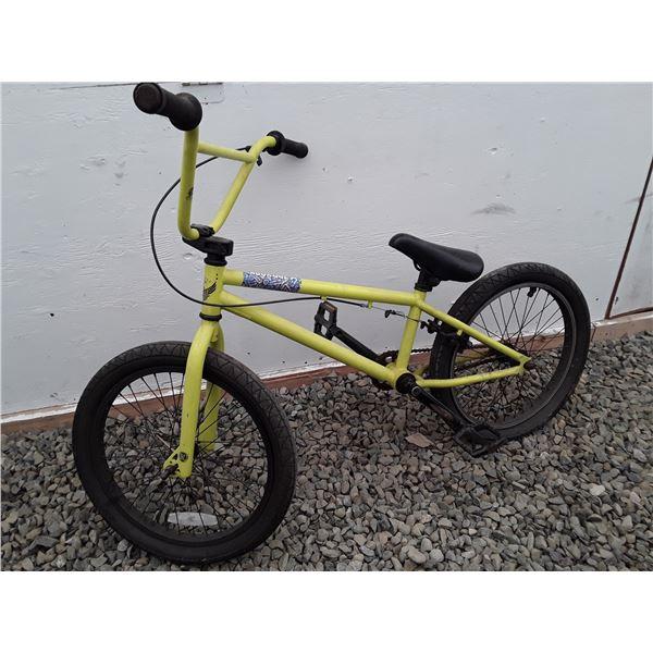 0E --  Small Yellow Bike