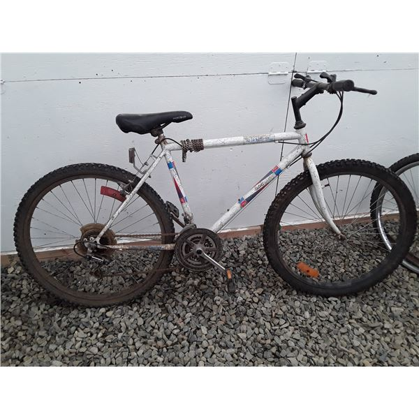 0J --  Suteki 18 Speed Bike
