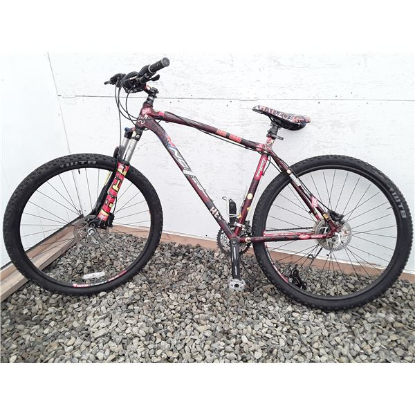 0M --  Norco  Front Suspension Mountain Bike