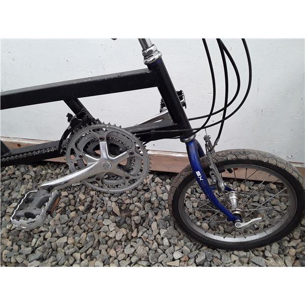 0O --  recumbent tricycle bike