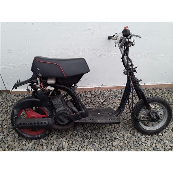 0Q --  Honda Moped