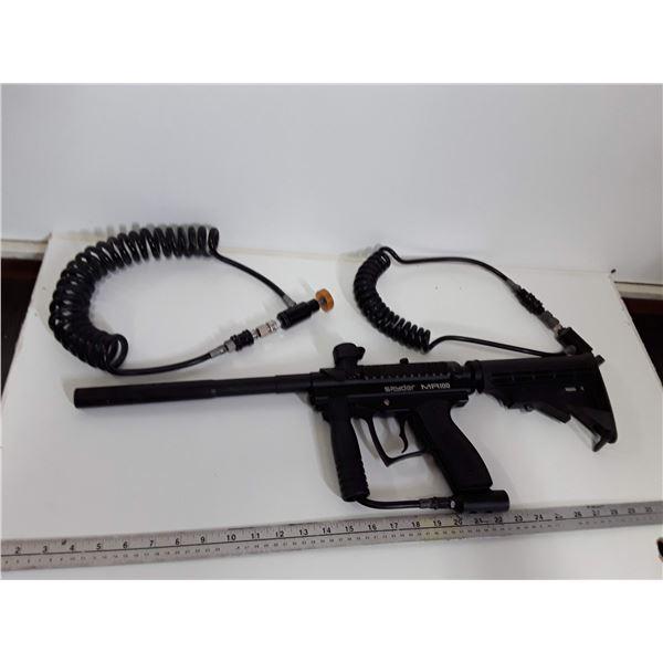 0V --  Spyder MR100 Paint Ball Gun