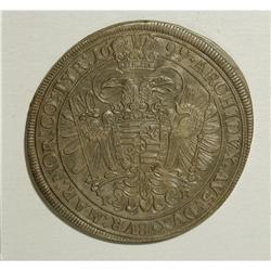 aa39ca175 Hungary: Leopold the Hogmouth Taler 1699-KB, KM2