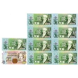 British Administration of the State of Guernsey, 1991 ND Issued Notes