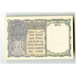 Government of India. 1940. Issued Note.