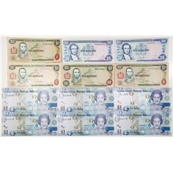 Bank of Jamaica and Bank of the Cayman Islands,