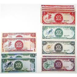 Central Bank of Trinidad and Tobago Group of Issued Banknotes, 1985-2006