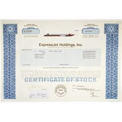 ExpressJet Holdings, Inc. 2003 Stock Certificate