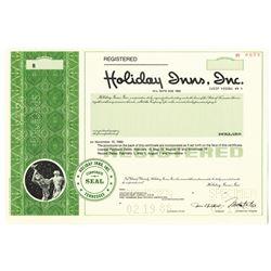 Holiday Inns, Inc. 1988 Specimen Bond