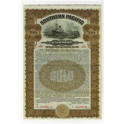 Southern Pacific Co., 1914 Specimen Gold Bond.