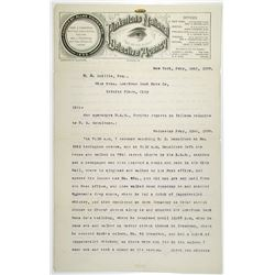 Pinkerton's National Detective Agency, 1887 Operative Report