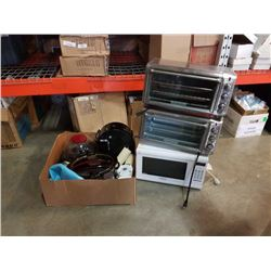 LOT OF STORE RETURN APPLIENCES