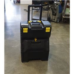 STANLEY ROLLING TOOLBOX - 2 FOOT TALL