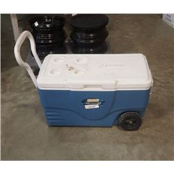 COLEMAN XTREME 5 ROLLING COOLER