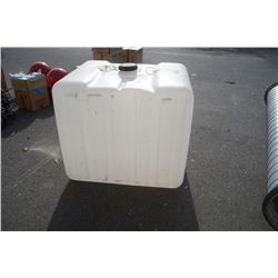 1000 litre plastic container with spout